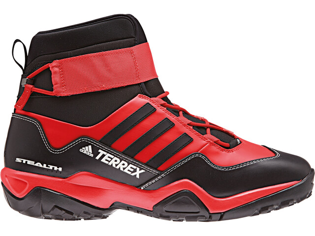 0b483a848c9c7e adidas TERREX Hydro Lace Shoes red black at Addnature.co.uk